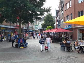 Kleve winkelsstraat